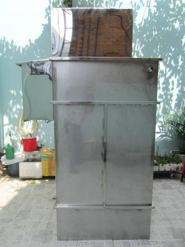 Hệ thống xử lý nước thải công nghệ màng MBR từ 1-5 m3/ngày đêm